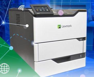 Lexmark, Ηγέτης στους Τομείς Πληροφορικής & Παραγωγής